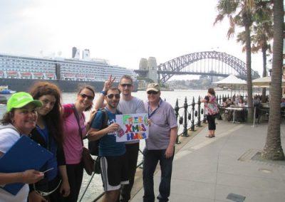 Sydney Amazing Race Christmas 10
