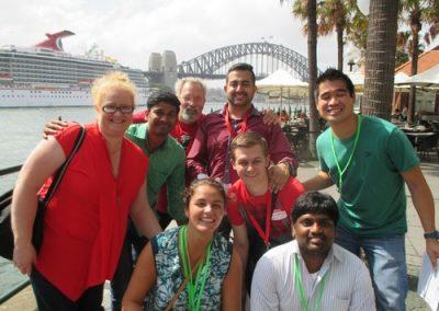Sydney Amazing Race Christmas 27