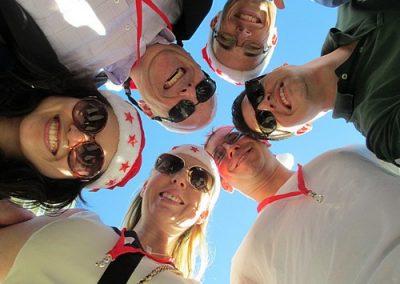 Sydney Amazing Race Christmas 6