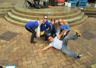 Sydney Amazing Race Parramatta 26