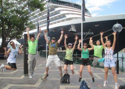 Sydney Amazing Race Rocks 16
