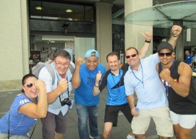 Sydney Amazing Race Rocks 6
