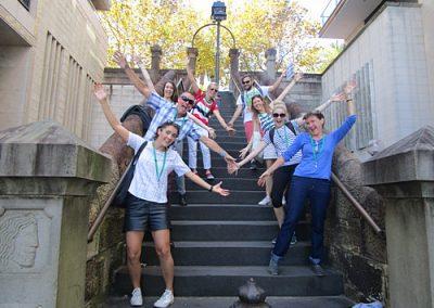 Sydney Amazing Race Botanic Gardens14
