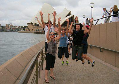 Sydney Amazing Race Botanic Gardens18