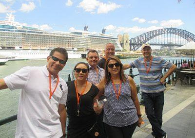 Sydney Amazing Race Botanic Gardens21