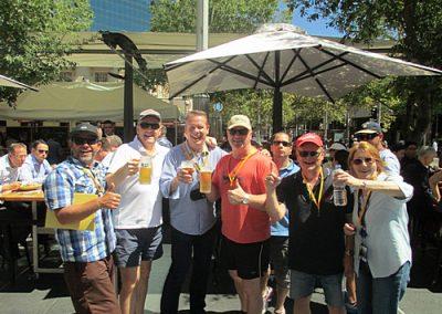 Sydney Amazing Race Botanic Gardens30
