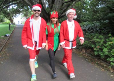 Sydney Amazing Race Christmas 19