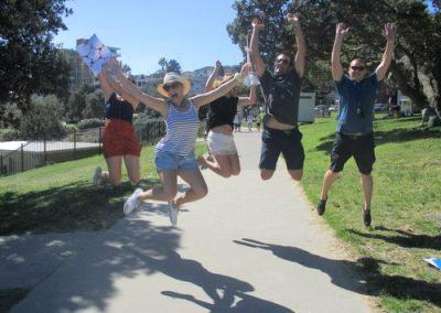 Sydney Amazing Race Coogee 6