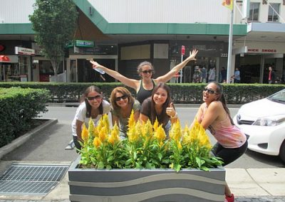 Sydney Amazing Race Parramatta 5