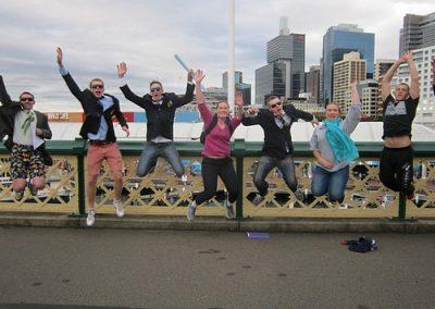 Sydney Amazing Race Prymont Darling Habour 18