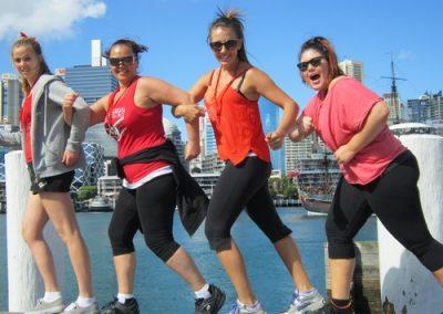 Sydney Amazing Race Prymont Darling Habour 40