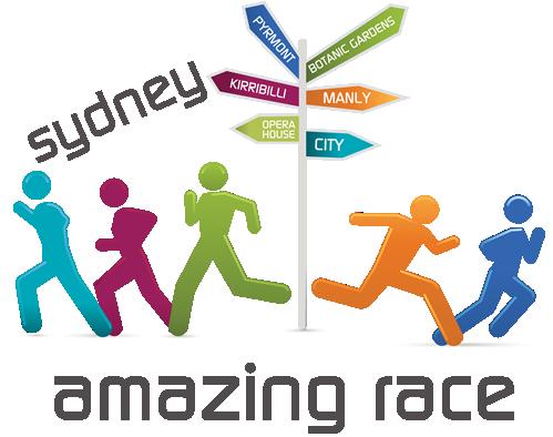 Sydney Amazing Race