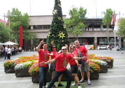 Sydney Amazing Race Christmas 14