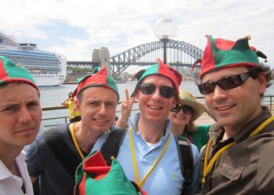Sydney Amazing Race Christmas 15