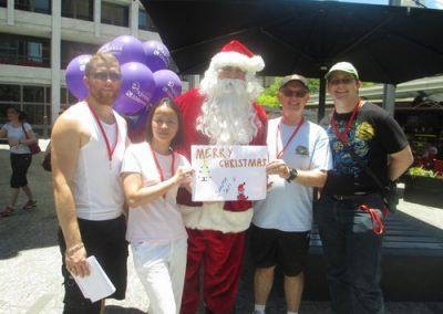 Sydney Amazing Race Christmas 16