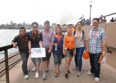 Sydney Amazing Race Christmas 17
