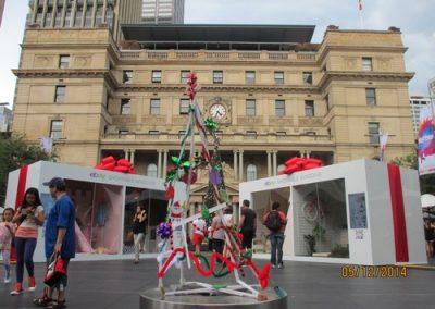 Sydney Amazing Race Christmas 18