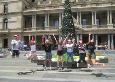 Sydney Amazing Race Christmas 23