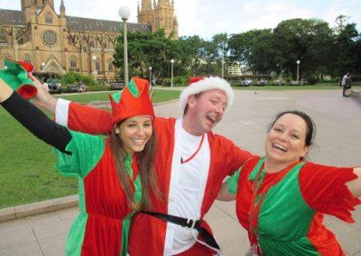 Sydney Amazing Race Christmas 24