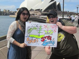 Sydney Amazing Race Christmas 29