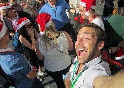 Sydney Amazing Race Christmas 5