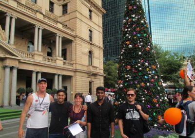 Sydney Amazing Race Christmas 9