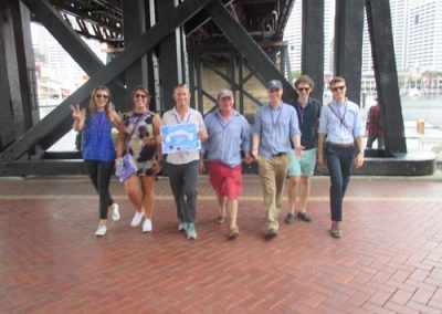 Sydney Amazing Race Cockle Bay 22