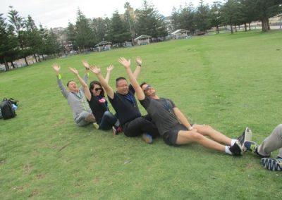 Sydney Amazing Race Coogee 16