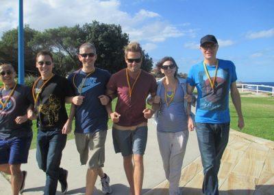 Sydney Amazing Race Coogee 25