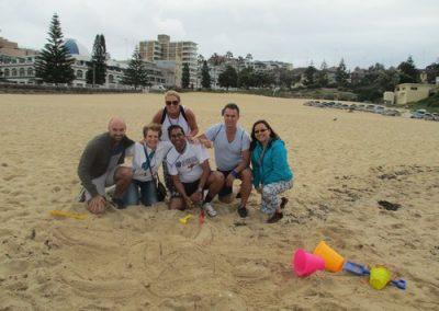 Sydney Amazing Race Coogee 4