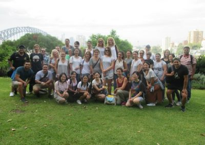 Sydney Amazing Race Kirribilli 1