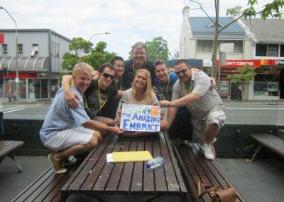 Sydney Amazing Race Kirribilli 17