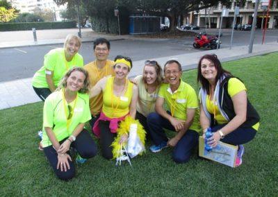 Sydney Amazing Race Kirribilli 18