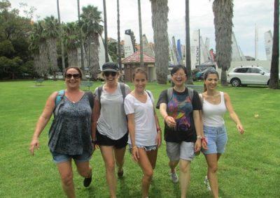 Sydney Amazing Race Kirribilli 23