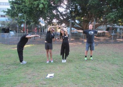 Sydney Amazing Race Kirribilli 7