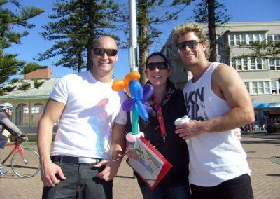Sydney Amazing Race Manly 12