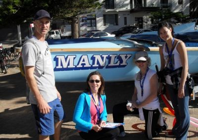 Sydney Amazing Race Manly 16