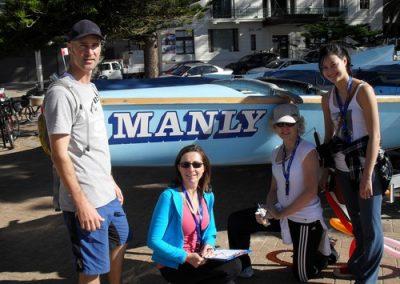Sydney Amazing Race Manly 16