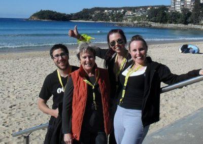 Sydney Amazing Race Manly 18
