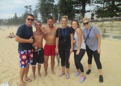Sydney Amazing Race Manly 2