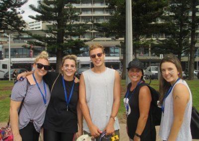 Sydney Amazing Race Manly 3