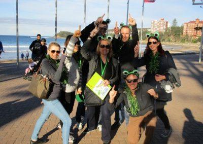 Sydney Amazing Race Manly 8