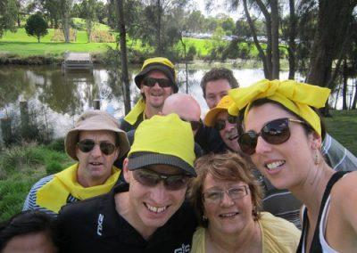 Sydney Amazing Race Parramatta 24