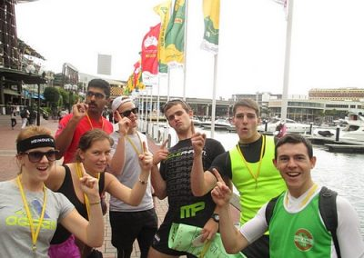Sydney Amazing Race Prymont Darling Habour 15
