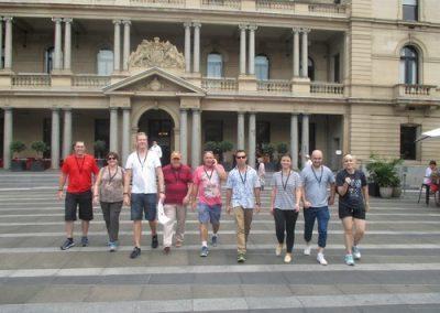 Sydney Amazing Race Rocks 4