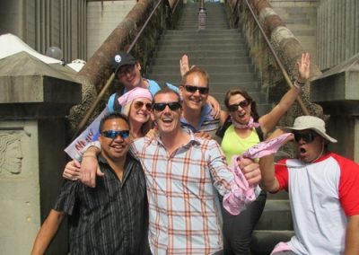 Sydney Amazing Race Rocks 9