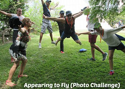 12 activity flying