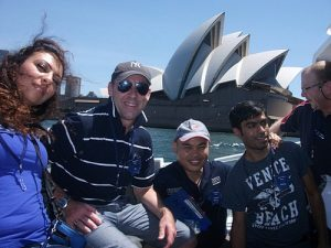 Sydney Amazing Race Water Taxis 10