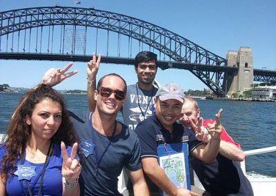 Sydney Amazing Race Water Taxis 11