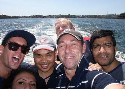 Sydney Amazing Race Water Taxis 12